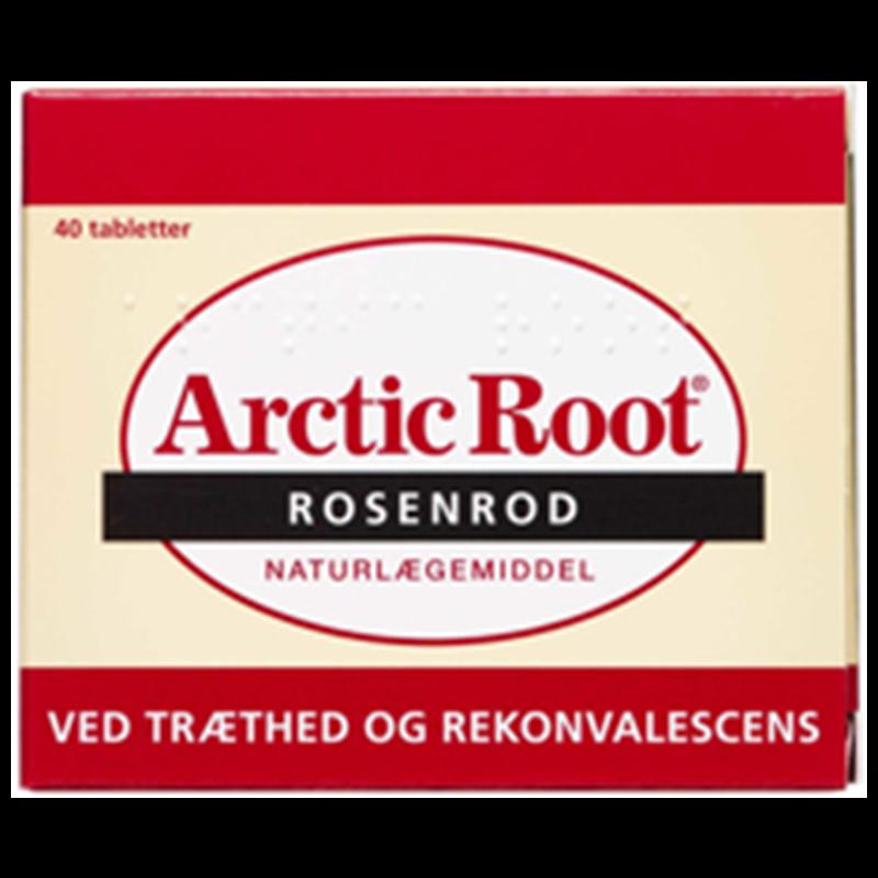 Billede af Arctic Root Rosenrod 145 mg (40 tabletter)