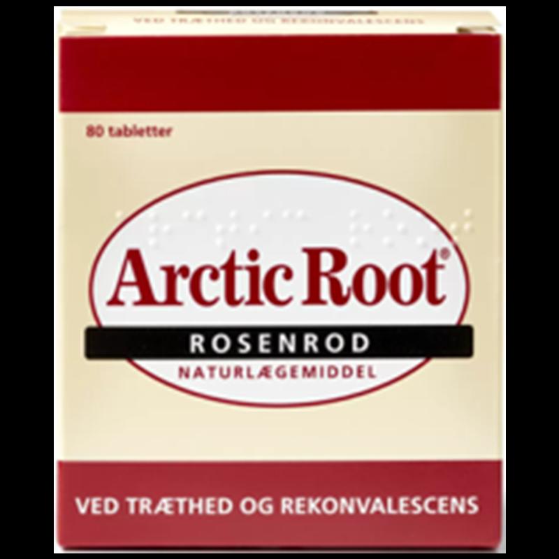 Billede af Arctic Root Rosenrod 145 mg (80 tabletter)