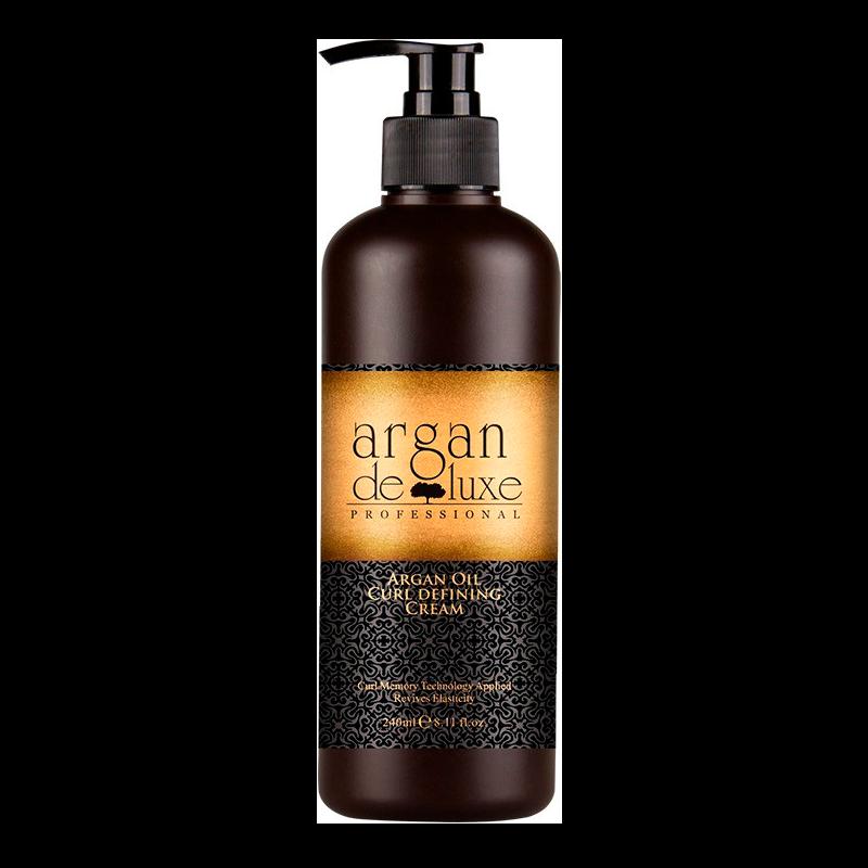 Argan De Luxe Argan Oil Curl Defining Cream (240 ml)