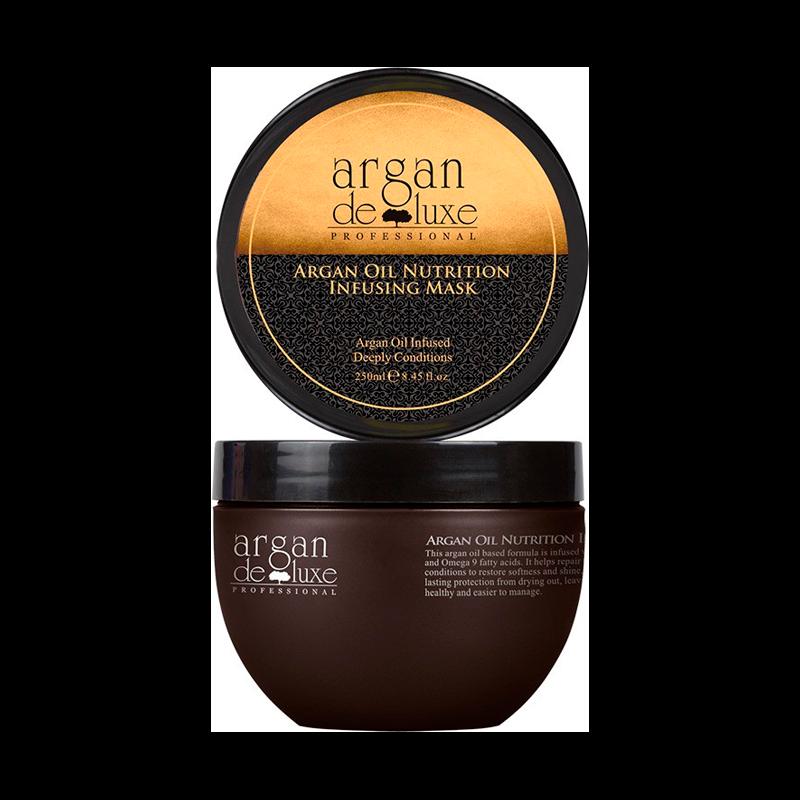 Argan De Luxe Argan Oil Nutrition Infusing Mask (500 ml)