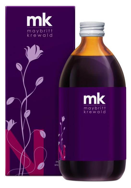 Tilbud på MK Organic Pure Aronia N (500 ml)