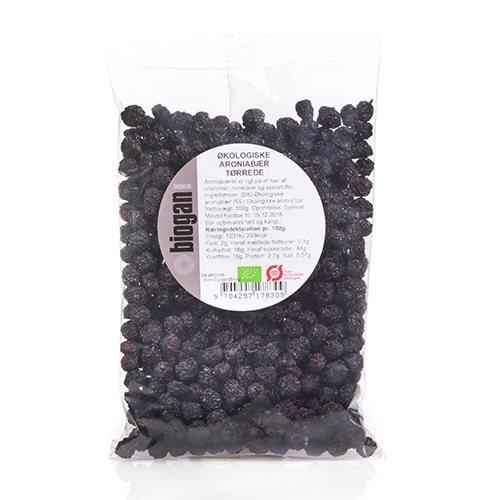 Biogan aroniabær fra Helsebixen