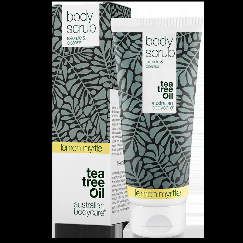 Australian Bodycare Body Scrub Lemon Myrtle (200 ml)