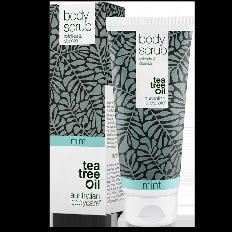 Australian Bodycare Body Scrub Mint (200 ml)