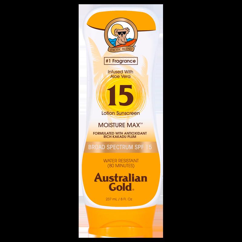 Australian Gold Solcreme Lotion SPF 15 (237 ml)