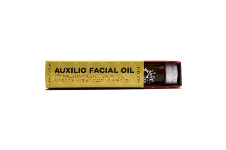 Image of Alluvian Auxilio Facial Oil Travel Size (15 ml)