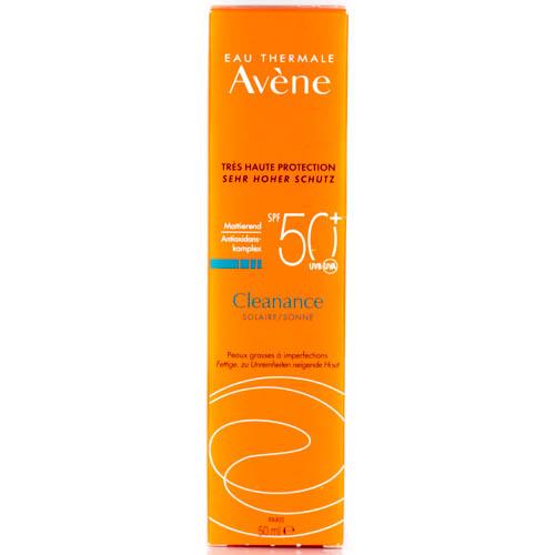 Avene Cleanance 50+ Crema Solar (50 ml)