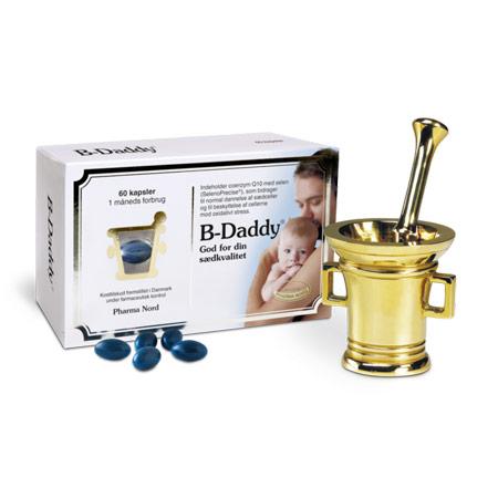 Image of B-Daddy (60 kapsler)