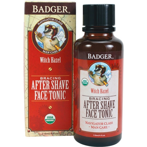 Image of Badgers After Shave Face Tonic (118 ml)
