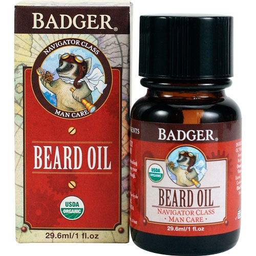 Image of Badgers Beard Conditioning Oil (30 ml)