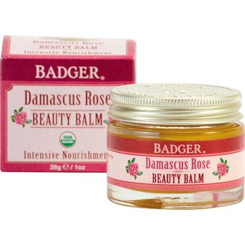 Image of Badger Damascus Rose Beauty Balm (30 ml)