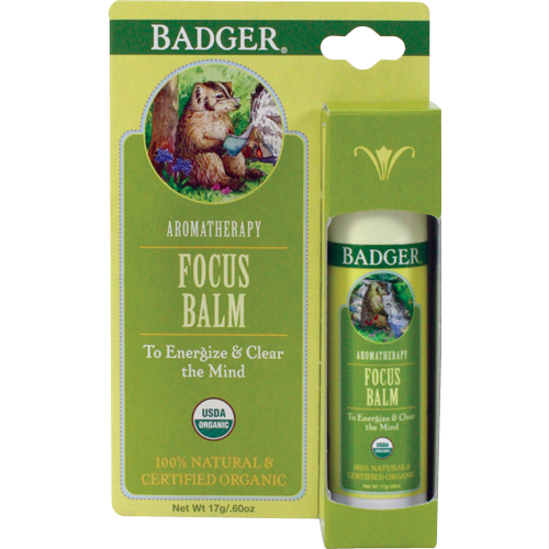 Image of Badgers Fokus Balm (17 g)