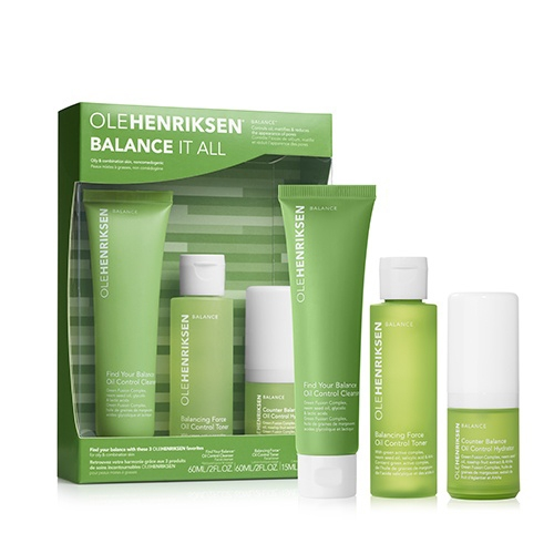 Image of Ole Henriksen Balance It All Oil Control And Pore-Refining Set (103ml)