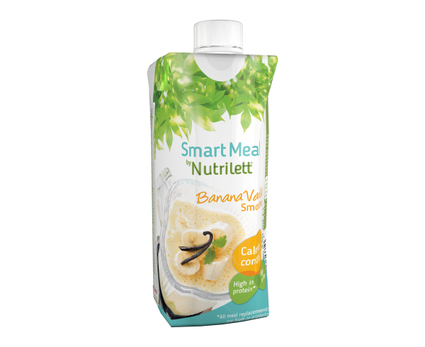 Image of Nutrilett Banan Vanilje Smoothie (330 ml.)
