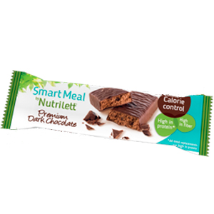 Image of Nutrilett Premium dark chocolate bar (60 g.)