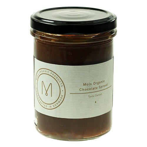 Image of Mols Organic Smørepålæg chokolade Ø (200 g)