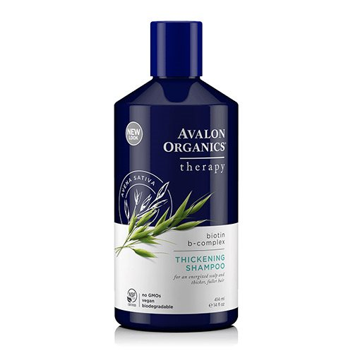 Image of Avalon Organics Shampoo Biotin B-Complex Thickening (414 ml)