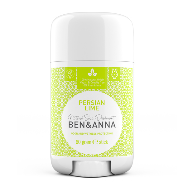 Image of Ben & Anna Naturlig Deodorant - Persian Lime (60 g)
