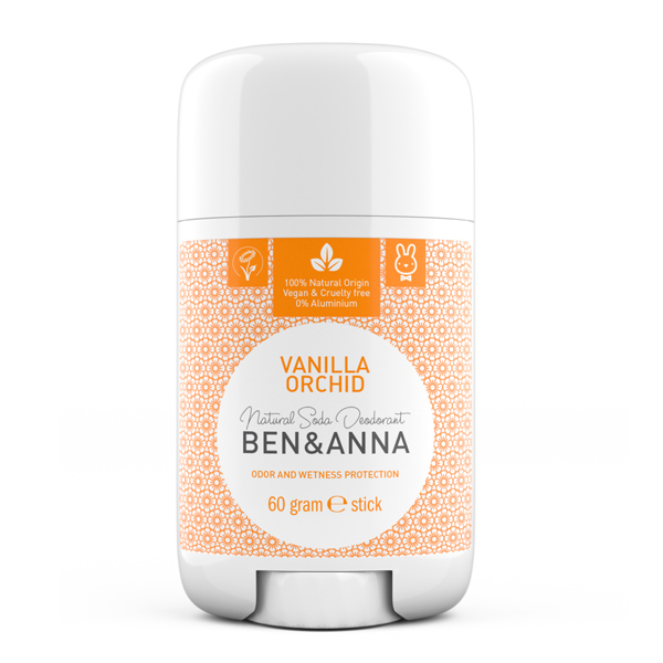Image of Ben & Anna Naturlig Deodorant - Vanilla Orchid (60 g)