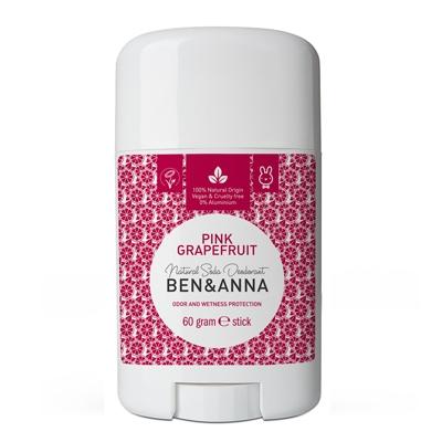 Image of Ben & Anna Naturlig Deodorant - Pink Grapefruit (60 g)