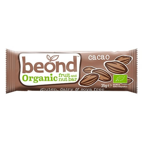 Image of Beond Organic Raw Choc Bar Ø (40 gr)