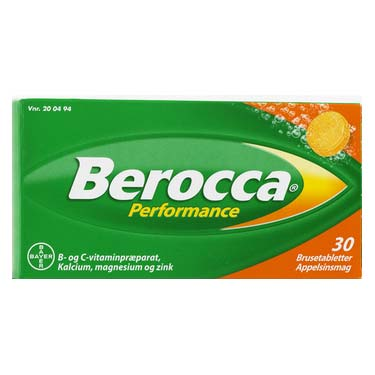 Image of Berocca® Performance (30 brusetabletter)
