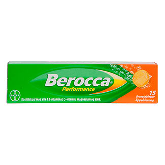 Image of Berocca® Performance (15 brusetabletter)