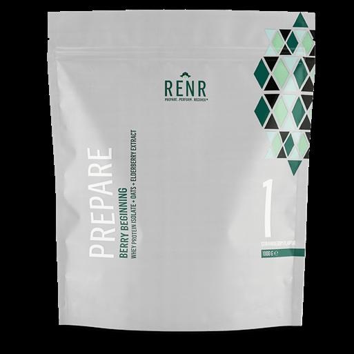 Image of RENR Berry Beginning proteinpulver (1 kg)