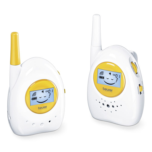 Beurer Babyalarm Med Eco+ Mode (by84)