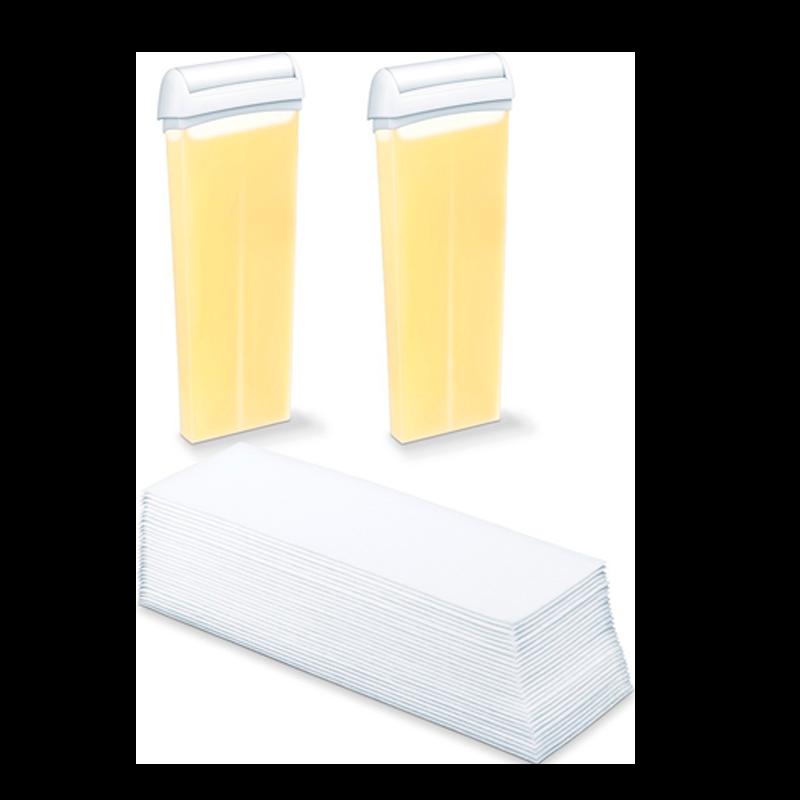 Beurer Voks Og Strips til HL 40 (1 sæt)
