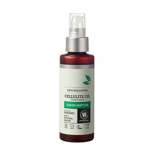 Urtekram Cellulitis oil Green Matcha (100 ml)