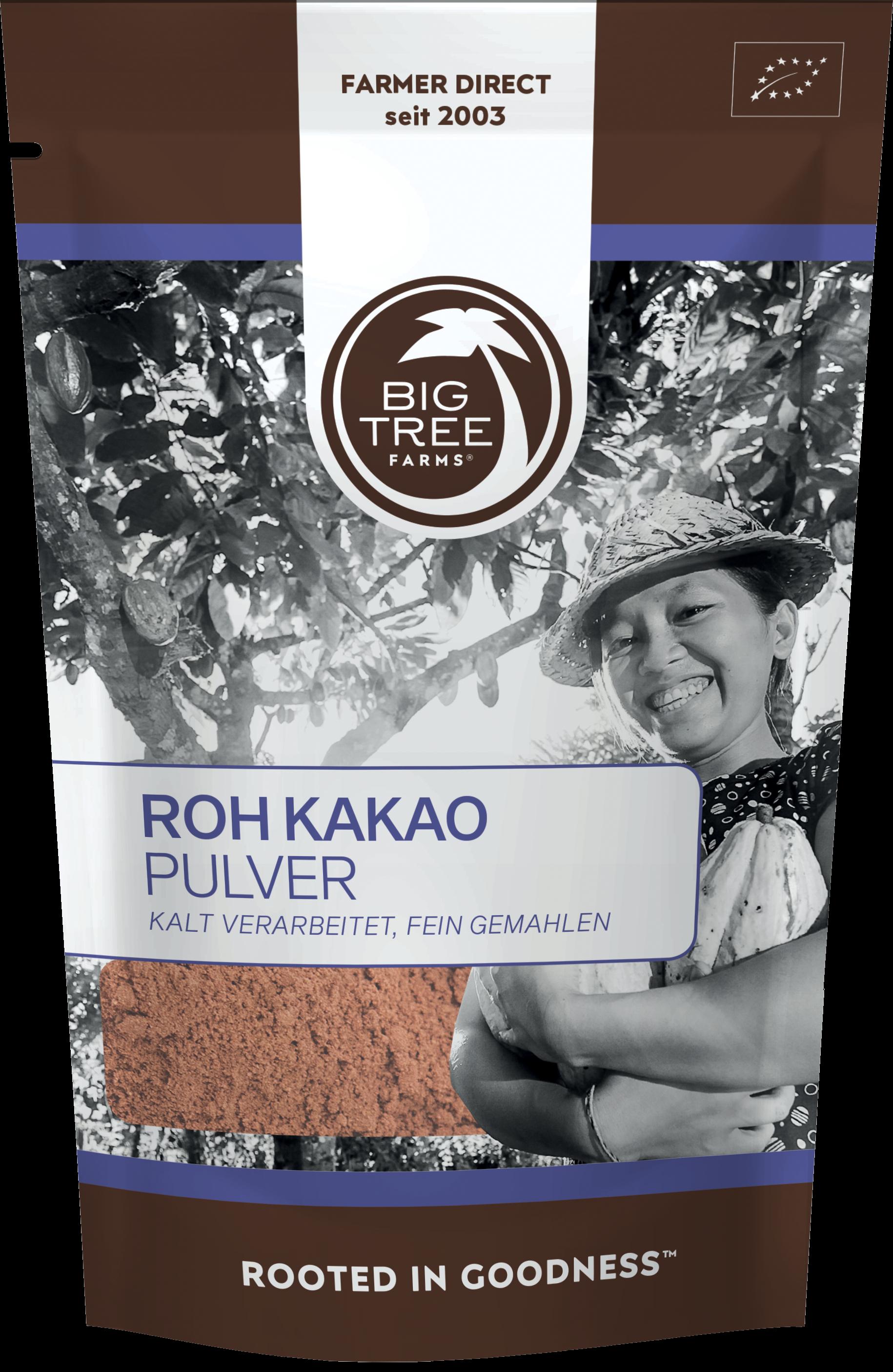 Image of Big Tree Farms Kakao Pulver Ø (110g)