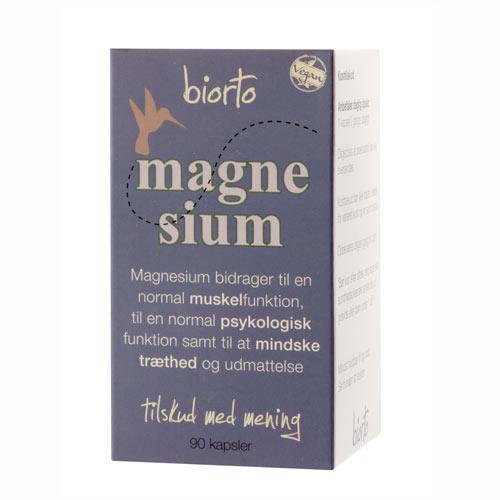 Image of Biorto Magnesium (90 kapsler)