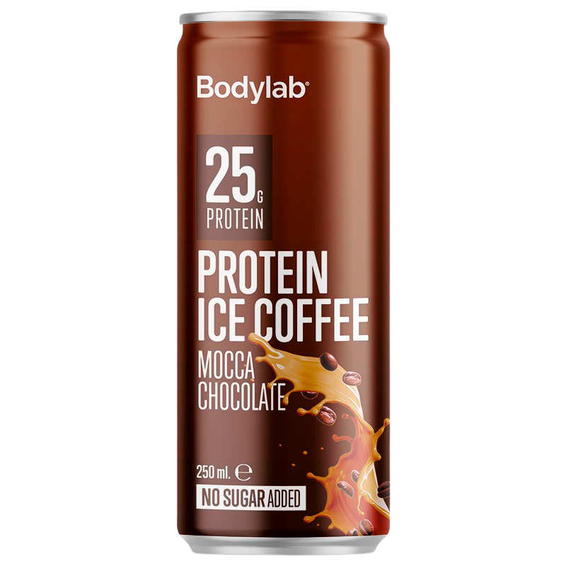 Bodylab Protein Ice Coffee Mocca Chocolate (250 ml)