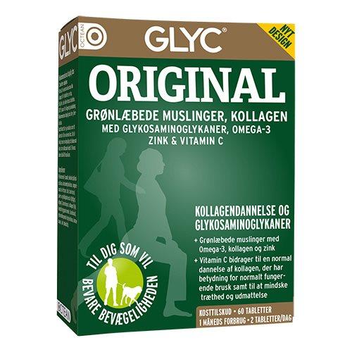 Image of Glyc Original (60 kaps)