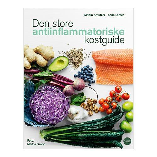 Image of Den store antiinflammatoriske kostguide 272 sider