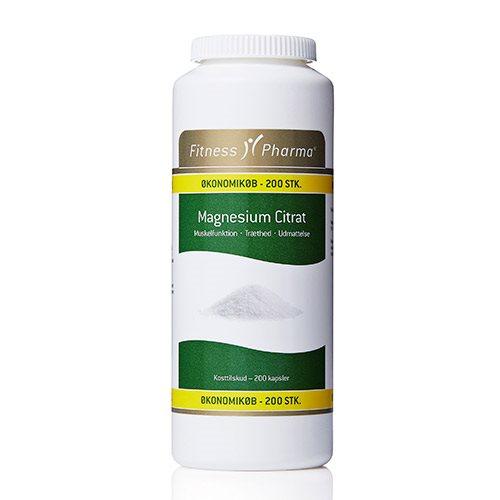 Fitness Pharma magnesium fra Helsebixen