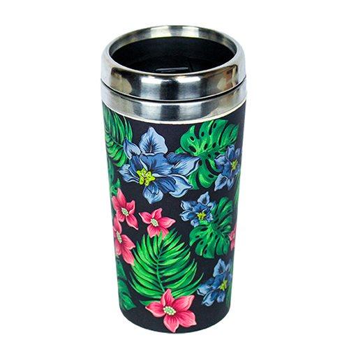 Bambus Termo Cup Tropisk (500 ml)