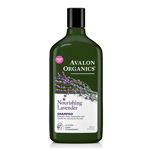 Image of Avalon Organics Shampoo Lavender Nourishing (325 ml)