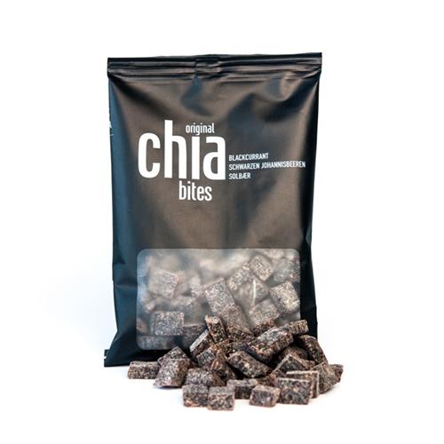 Image of Chia bites frugt snack m. solbær og chia