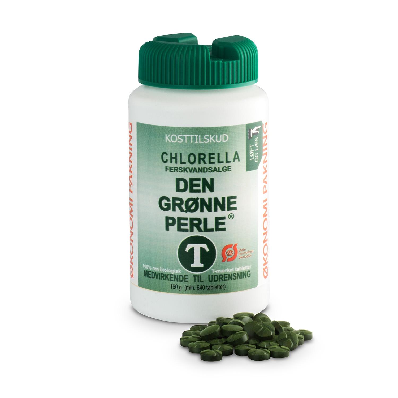 Image of Chlorella (Den Grønne Perle) (640 Tab)