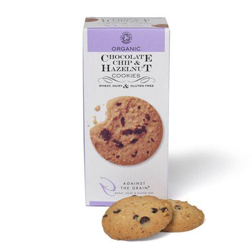 Image of Glutenfri Chocolate & Hazelnut Cookies Ø (150 gr)