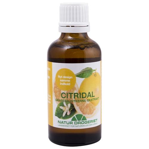 Image of Natur Drogeriet Citridal Dråber (50 ml)