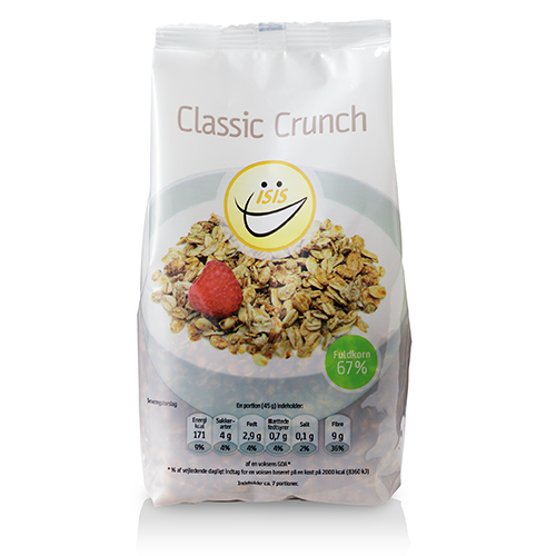 Image of EASIS Classic Crunch (350 gr)