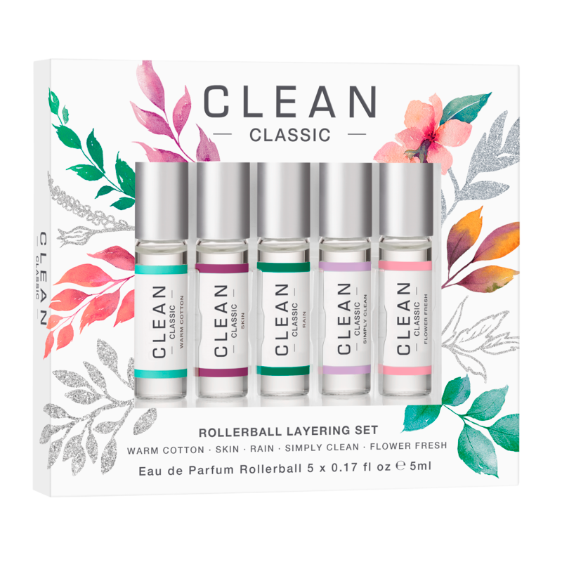 Clean Celebrate Our Earth Layering Set