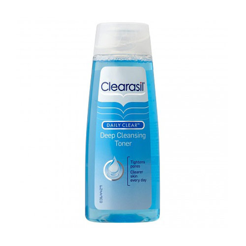 Image of Clearasil StayClear Deep Cleansing Toner (200 ml)