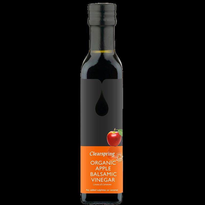 Billede af Clearspring Balsamisk Æble Eddike Ø (250 ml)