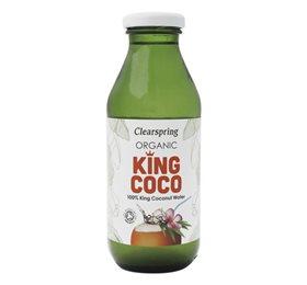 Clearspring kokosvand fra Helsebixen