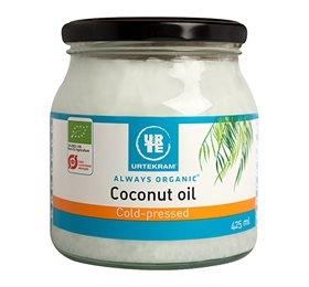 Urtekram kokosolie fra Helsebixen