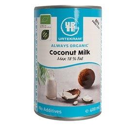 Image of Urtekram Coconut milk Ø (400 ml)